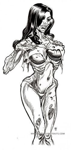 zombie drawing images - Google Search