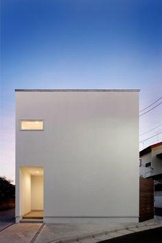 (株)Fit建築設計事務所 山本歓 / 藤井将 - 明るく閉じた家2|建築家WEB