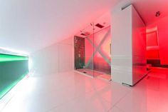 Transparent Loft In Brasov Romania 15 Stunning Transparency In An Urban Romanian Loft
