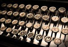 Typewriter | R11851 | Fototapet - Fri Frakt | Rebel Walls Sverige
