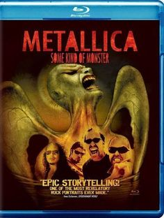 Metallica: Some Kind of Monster [2 Discs] [Blu-ray/DVD] [2003]