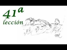 How to draw cute birds. Curso de dibujo con Moramontti - YouTube
