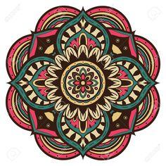 """Descubre tu mandala y cual es su mensaje Qué es un mandala? La palabra mandala proviene del sánscrito y traducida literalmente significa """"circulo"""". Su diseño y aplicación terapéutica-espiritual tie..."""