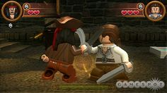 LEGO Pirates of the Caribbean: The Video Game (PSP) #1