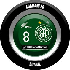 DNZ Football Buttons: Guarani FC