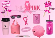 Looking for pink promo products to help spread breast cancer awareness? We share our favorite pink products to spread awareness & to advertise your brand!