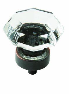Amerock BP55268-CORB Traditional Classics 1-Inch Diameter Knob, Crystal Oil-Rubbed Bronze Amerock,http://www.amazon.com/dp/B004L47EQY/ref=cm_sw_r_pi_dp_GuM.sb12NXSNABG2