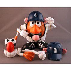 Sport Spuds San Diego Padres Mr. Potato Head - MLB.com Shop
