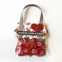 Valentine Treat Bag Purse