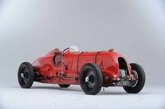 1929 'Birkin' Bentley 4 ½ litre @Bentley Motors