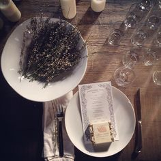 preparation for Kinfolk Dinner in NYC. instagram by Andrew Gallo