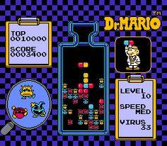 Dr. Mario - Wikipedia, the free encyclopedia