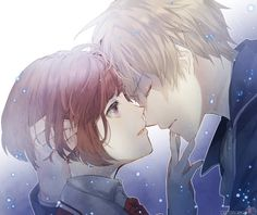 Dance with Devils- Lindo x Ritsuka #Anime  Spoiler Alert! Description from pinterest.com. I searched for this on bing.com/images