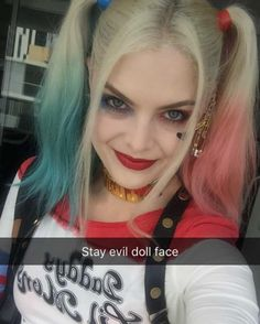 Laura Gilbert as Harley Quinn