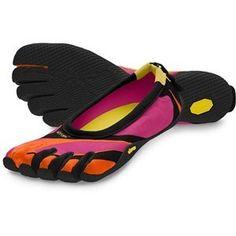 Vibram 'barefoot' shoes