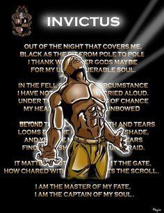 Alpha Phi Alpha #Invictus
