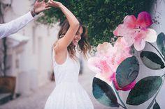 A fun wedding at Dalt Vila Budget Wedding, Diy Wedding, Wedding Planner, Destination Wedding, Wedding Photos, Dream Wedding, Wedding Day, Photography Logo Design, Fine Art Wedding Photography