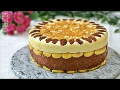 Tort fara coacere cu budinca si branza de vaci ! Tort fara coacere super cremos la oala - YouTube No Cook Desserts, Tiramisu, Cheesecake, Deserts, Bohemian Patio, Cooking, Ethnic Recipes, Youtube, Food