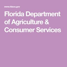 Florida Department of Agriculture & Consumer Services Garden Nursery, State Forest, Activities To Do, Canoe, Gardening, Lawn And Garden, Horticulture