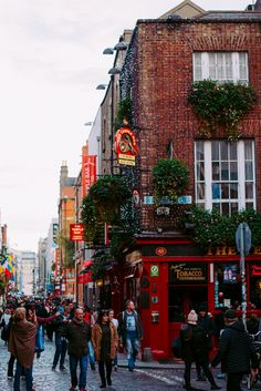 https://flic.kr/p/NxN3QW | Dublin | Temple Bar
