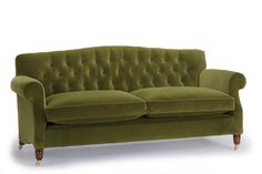Kent Buttoned sofa by The Odd Chair Company