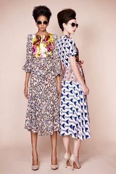 SPRING 2013 READY-TO-WEAR  Duro Olowu