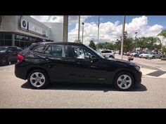 2014 BMW X1 Kissimmee Clermont Orlando FL S8169P #FieldsBMW #Orlando #Florida
