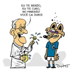 San Lorenzo 1 X 0 Cruzeiro