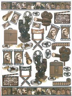 Dibujos de cine para imprimir