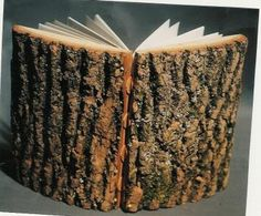 This is an awesome book binding! Cool Books, I Love Books, Books To Read, Big Books, Wooden Books, Book Sleeve, Handmade Books, Book Binding, Altered Books