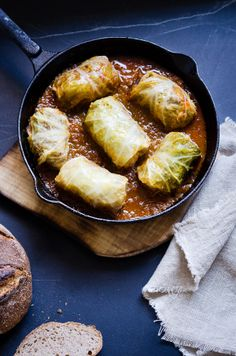 Cabbage Rolls | At Down Under