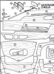 Image result for balsa wood model boat plans | For kids