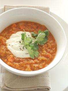 Se cerci un piatto leggero ma sostanzioso, leggi la ricetta della zuppa di miglio e lenticchie rosse Bimby.