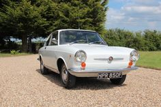 1968 Fiat 850 Coupe Series 1