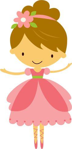 Little Ballerina Clip Art Clipart - Free Clipart Felt Dolls, Paper Dolls, Cute Images, Cute Pictures, Clip Art, Cute Clipart, Silhouette Cameo, Art Girl, Coloring Pages