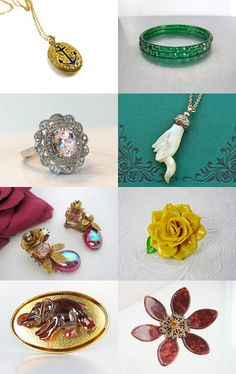EcoChic Team Tuesday Vintage Fresh Finds by boylerpf on Etsy--Pinned with TreasuryPin.com
