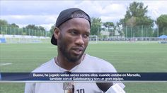 Ver Drogba: I think Cristiano deserves to win the Ballon dOr this year.