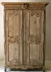 antique swedish armoire