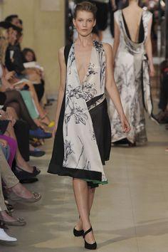 Bouchra Jarrar Haute Couture Fall 2012 collection.