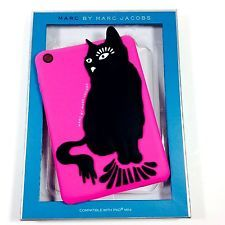 MARC JACOBS ELECTRONIC TABLET SLEEVE FOR IPAD MINI HOT PINK WITH BLACK