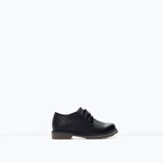 LEATHER SHOES from Zara Baby Boys