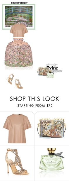 """Wish list 2"" by theitalianglam ❤ liked on Polyvore featuring Belstaff, Dolce&Gabbana, Sergio Rossi, Bulgari, women's clothing, women's fashion, women, female, woman and misses"