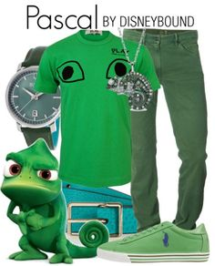 Disney Bound - Pascal