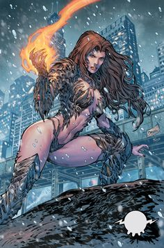 Witchblade Created by: Marc Silvestri, David Wohl, Brian Haberlin & Michael Turner Key Artists: Stjepan Sejic, Michael Turner, Marc Silvestri Genre: Action/Supernatural