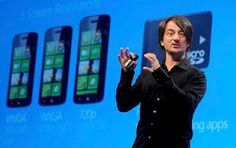 Microsoft says new phone software closer to Windows 8