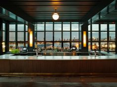 The Ides at Wythe Hotel   Best Bars in NYC   New York- or really many places to have drinks, if i ever need more ideas....