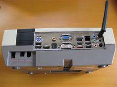 NES HTPC Rear