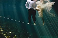 Diego Munoz underwater photography, I think his is a great trash the dress