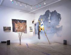 "Karen Kilimnik, ""Battles, or the Art of War"""