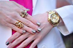 JewelMint, Rings, Watch